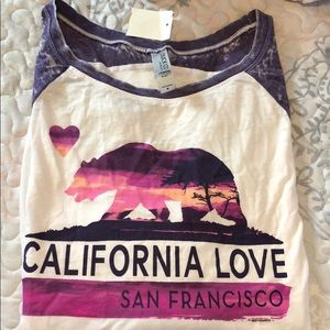 Tops - Cali Love Tee